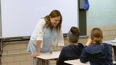 Surprise Squad gives thanks to local special education teacher.