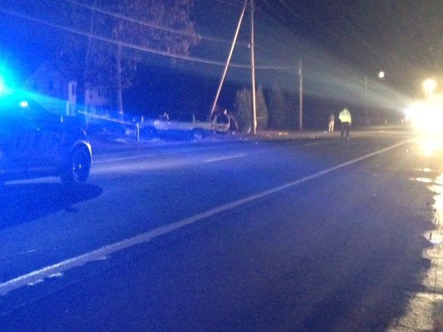 Serious crash on Rt. 202 in Westfield