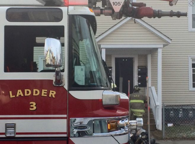 Grease fire leaves 25 displaced on Malden St. in Springfield