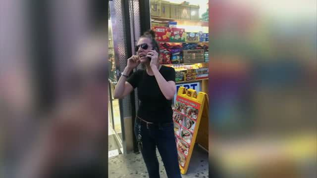 Woman apologizes after claiming a 9-year-old boy groped her inside NYC deli