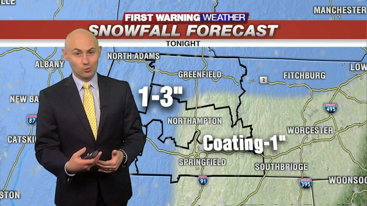 Jacob's First Warning Forecast