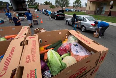 Nearly 30 million Americans told the Census Bureau they didn't have enough to eat last week