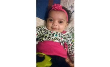 Search over; 4-month-old girl found safe