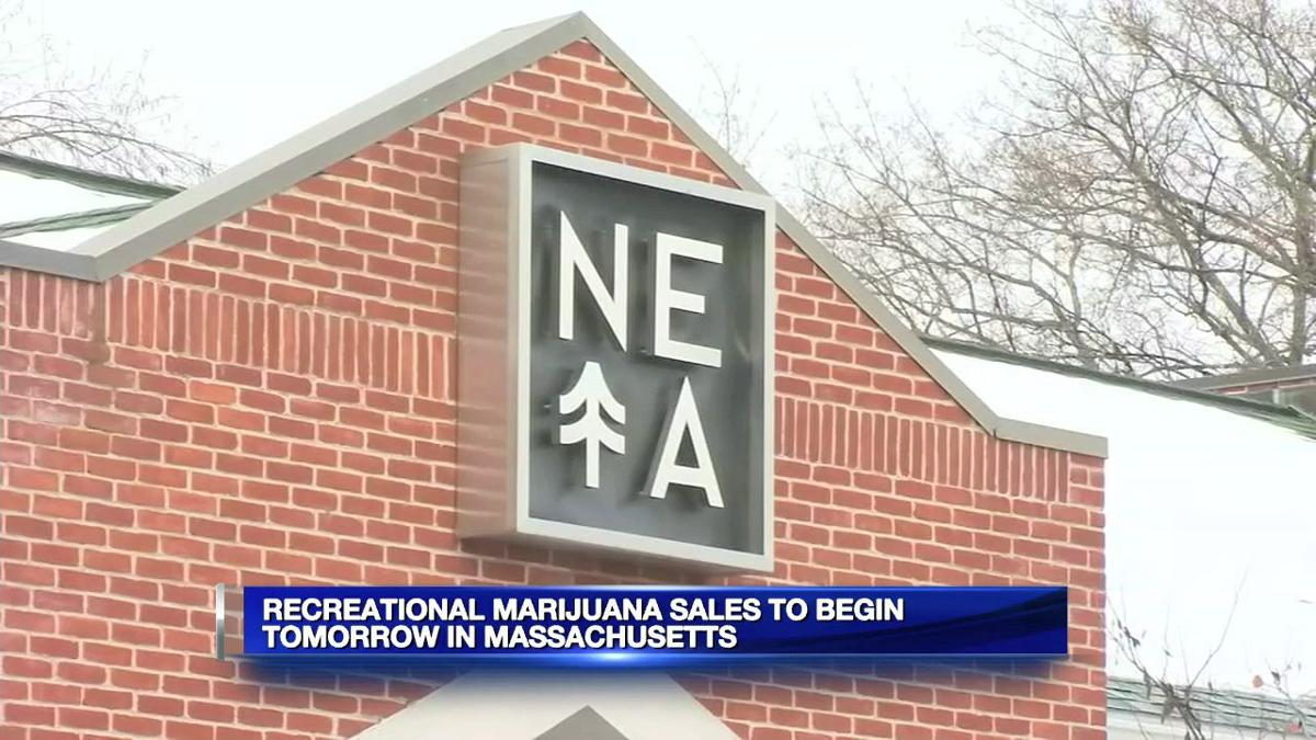 NETA expecting large turnout for retail pot sales Tuesday