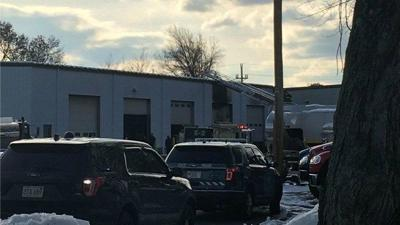 Crews respond to reported explosion on Shaker Rd. in East Longmeadow