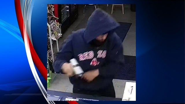 West Springfield searching for armed robbery suspect