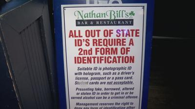 Nathan Bills bar fake IDs