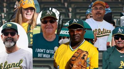 Without spectators in seats, Oakland A's will put fans' photos on cardboard cutouts to fill stadium