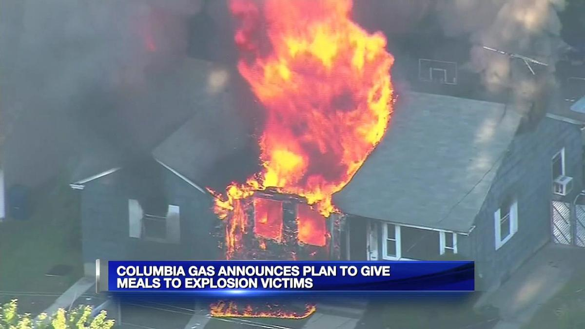 Utility to provide Thanksgiving to victims of gas disaster