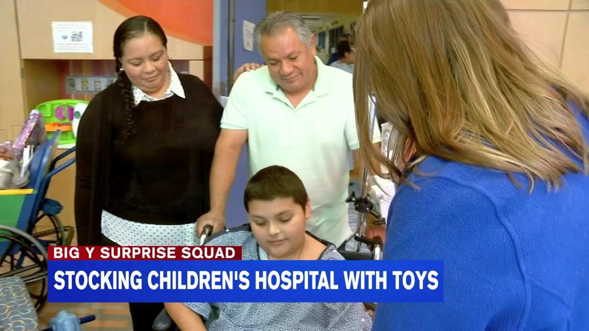 Surprise Squad bringing 'Back to School' spirit to children at local  hospital