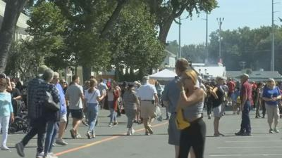 Organizers preparing for hot, busy weekend at the Big E