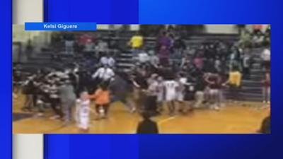 Holyoke basketball brawl 012420