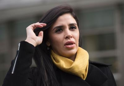 Wife of 'El Chapo' to remain behind bars on drug trafficking charges, federal judge orders