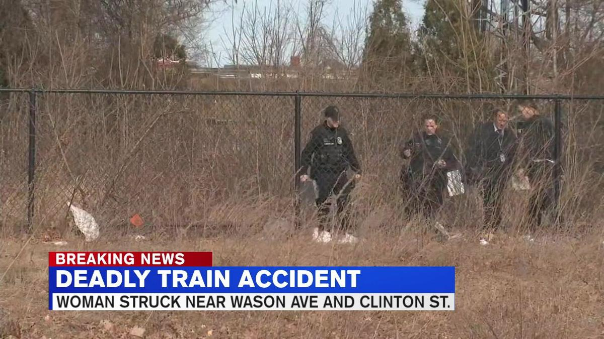Police investigating after woman struck, killed by train in Springfield