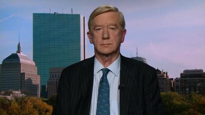 Bill Weld officially announces he is challenging Trump for GOP nomination in 2020