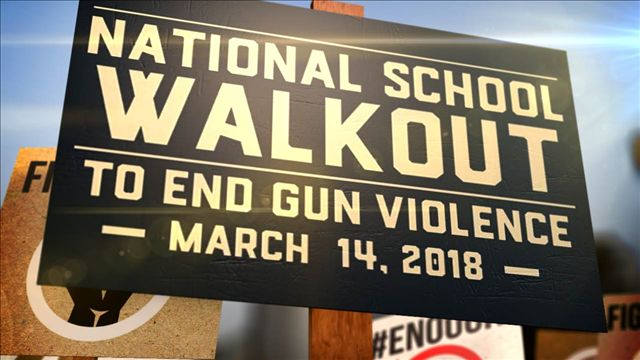 Local students to participate in nationwide school walkout Wednesday