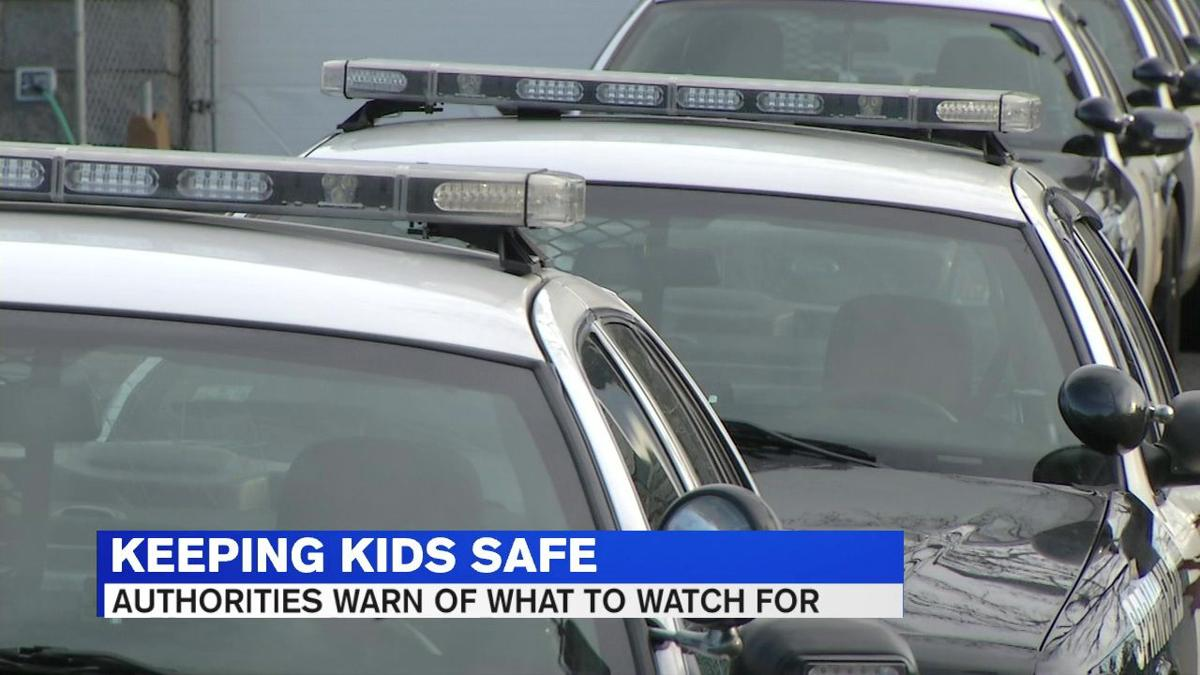 Keeping your kids safe going to and coming from school