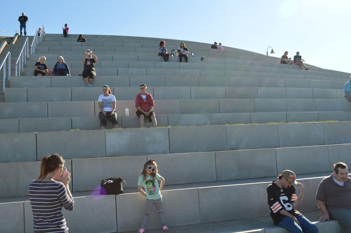 Solstice steps shed light on many different views