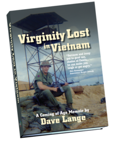 Dave Lange: Author of coming of age in Vietnam tale