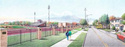 Rocky River Stadium – Ornamental Fencing