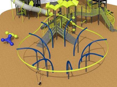 Avon park Gravity Rail
