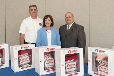 Traumatic bleeding kits going to Fairview, Lakewood schools