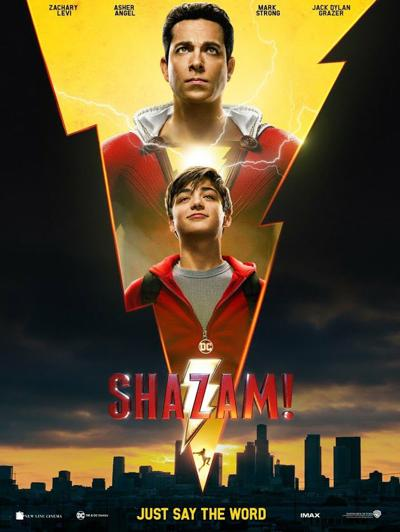 Movie Review: 'Shazam' holds appeal for both kids and adults | Arts &  Entertainment | westlifenews.com