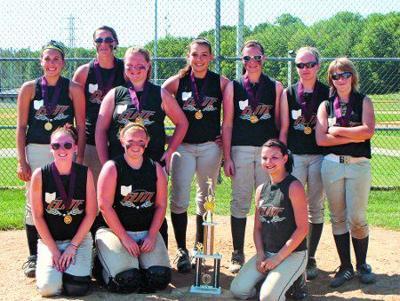 Elite 14U softball team wins Field of Dreams tourney