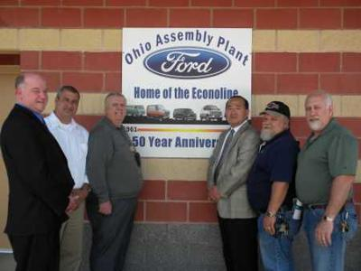 Ford Celebrates 50 years of Econoline production in Lorain County