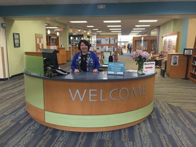 Westlake Porter Library volunteer honored