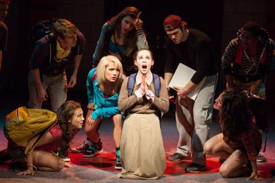Area premiere of 'Carrie: The Musical' opens at Beck Center