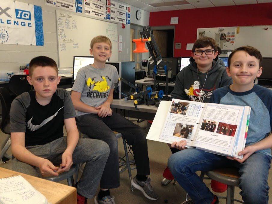 Brookside robotic teams