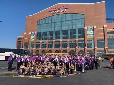 Avon High School marching band receives 'excellent' rating at national competition