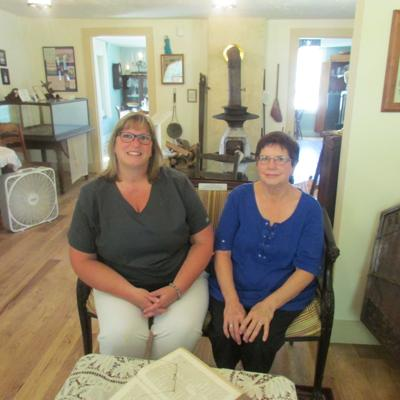 Visitors to see upgrades at historic Briggs House