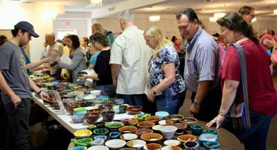Empty Bowls benefit to be held in Avon Lake Oct. 12