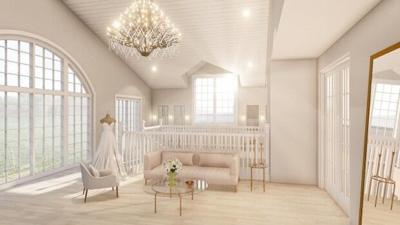 Westwind Hills Bridal Suite
