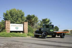 Stewart & Jasper truck