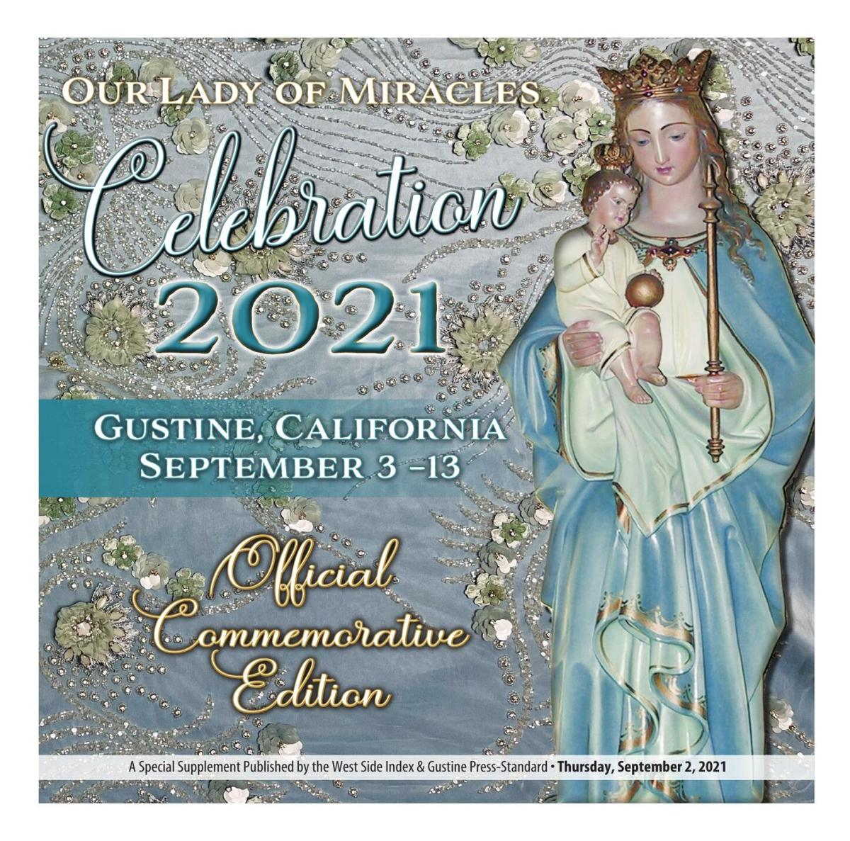 2021 Our Lady of Miracles Celebration