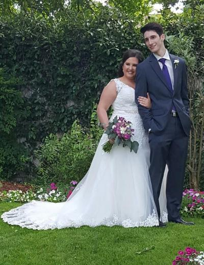 Mr. and Mrs. Justin Costa-Greger