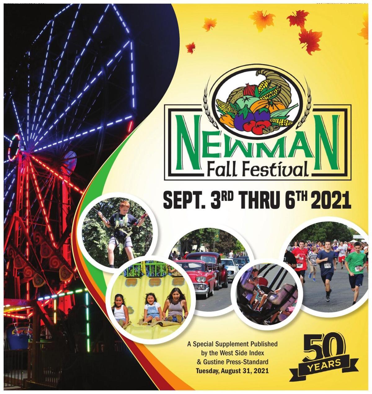 2021 Newman Fall Festival
