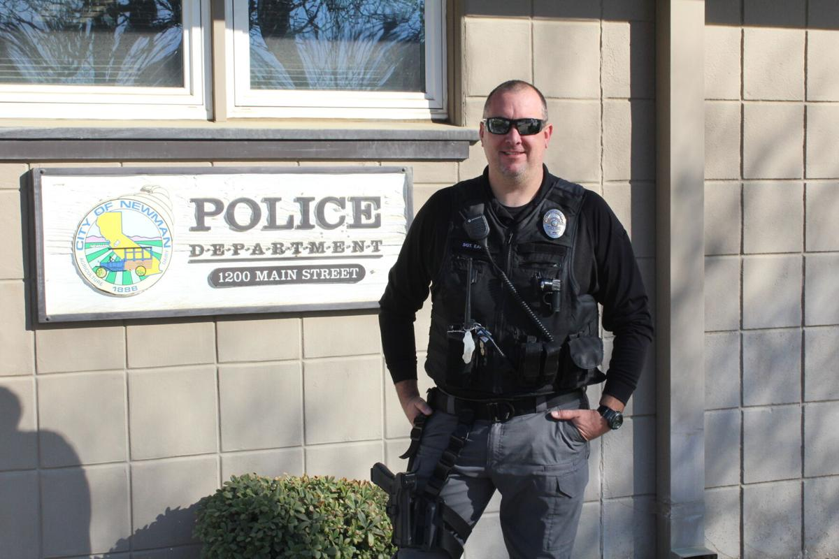 NPD officer retires after nearly 18 years of service