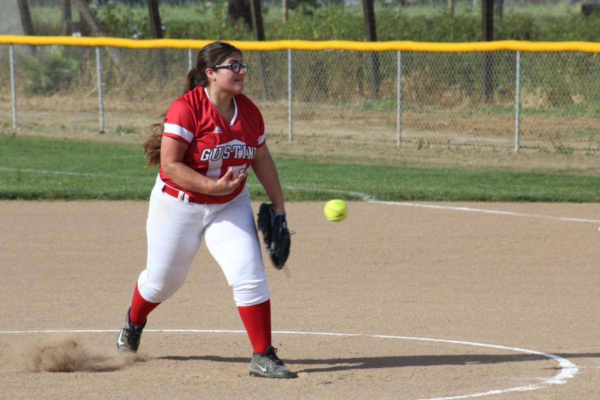 Gustine softball