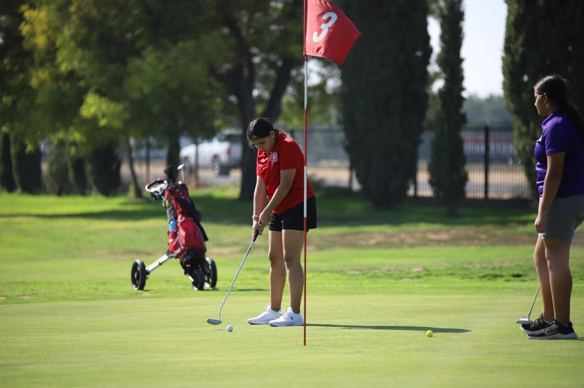 GHS Golfer