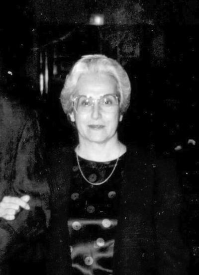 Audrey Ann Musson