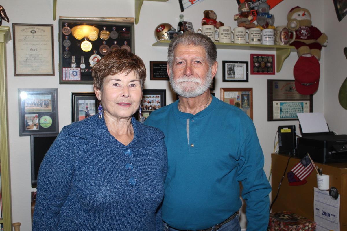 Mary Ann and John Ventura