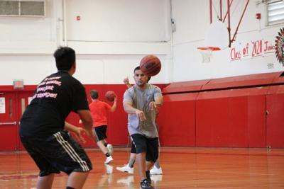Gustine Basketball Coach