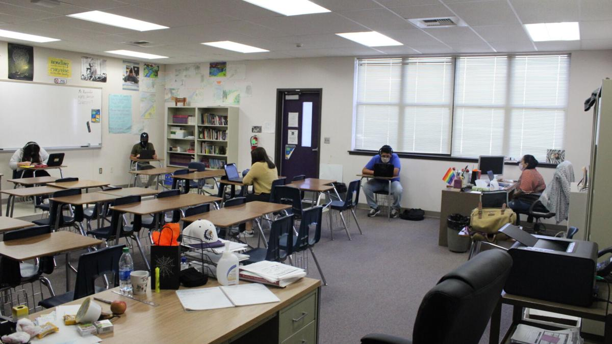 Small cohort groups returning to OHS classrooms