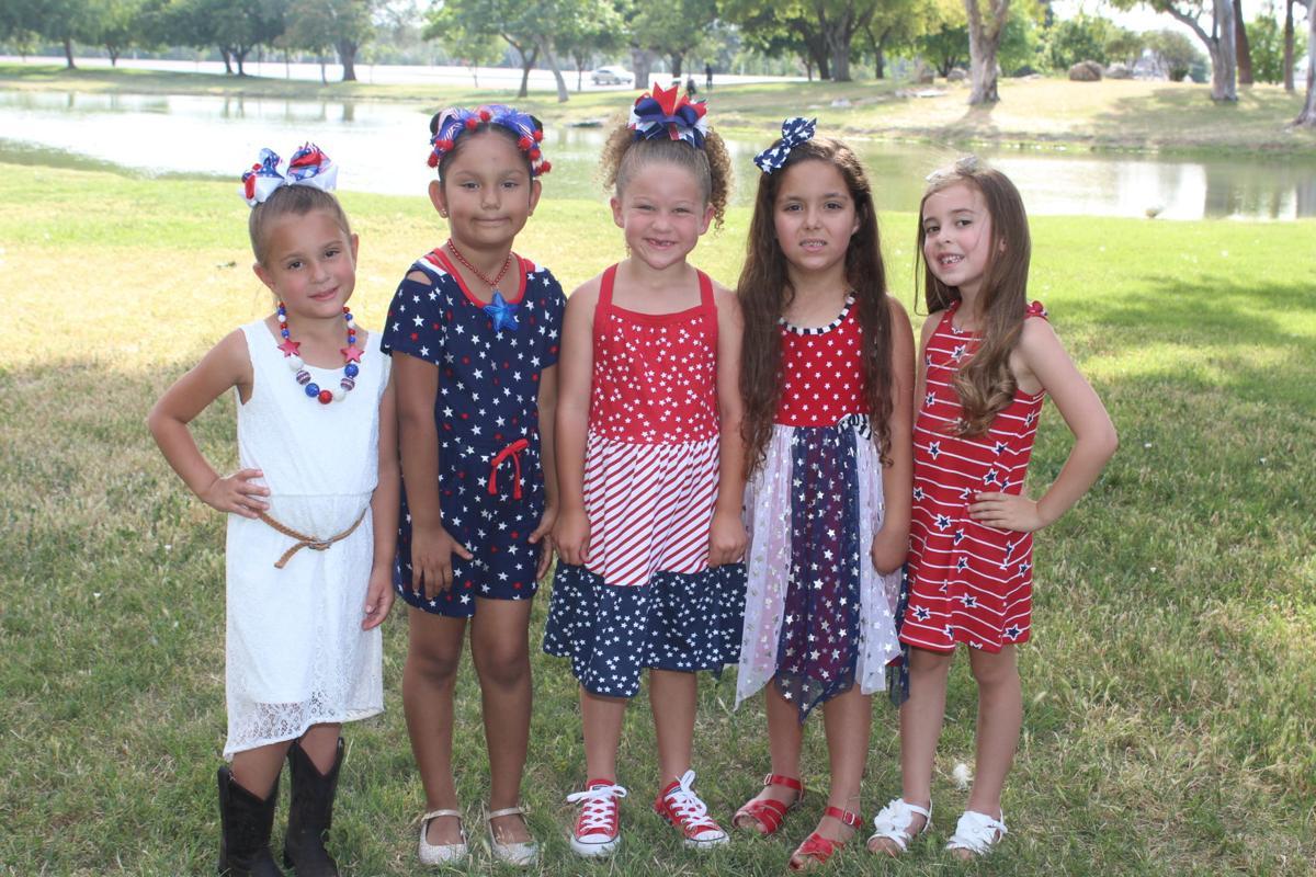 Little Miss Gustine contestants