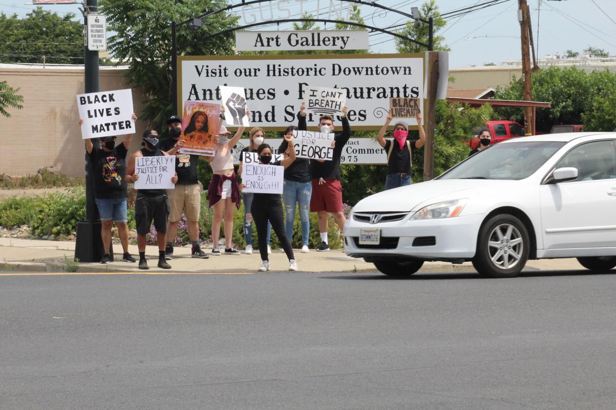 gustine protest.JPG