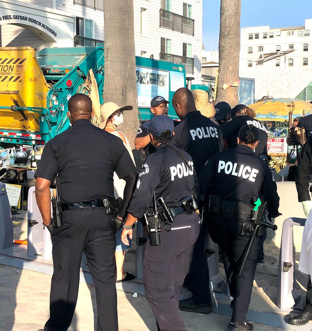 LAPD Boardwalk